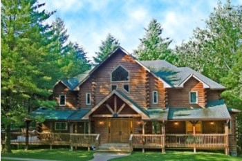 Nashville Indiana Log Homes