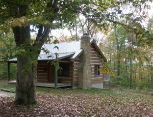 Brown County Indiana Lodging Accomodations Log Cabins