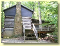 Brown County Indiana Log Cabins